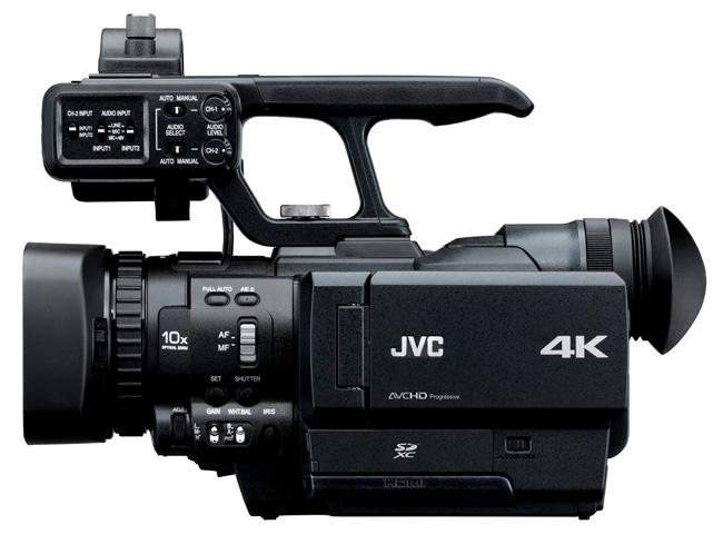 JVC HMQ10