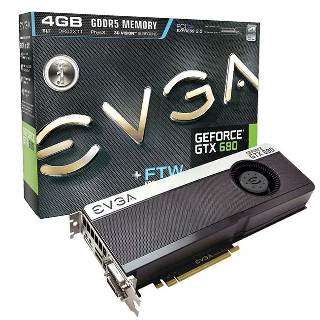 Nvidia GTX 680