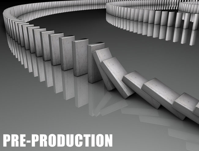 What is Pre-Production?