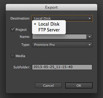 Prelude Export Box
