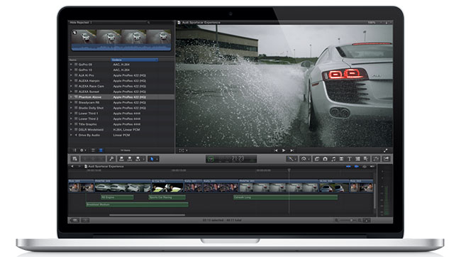 How to Import Video into Final Cut Pro X (Part One): The Basics and Project Settings