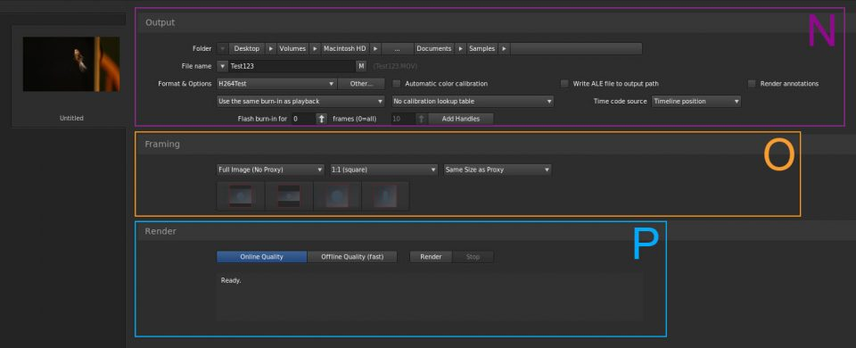 Adobe Speedgrade CC Crash Course for Beginners (Part Four): Exporting Footage