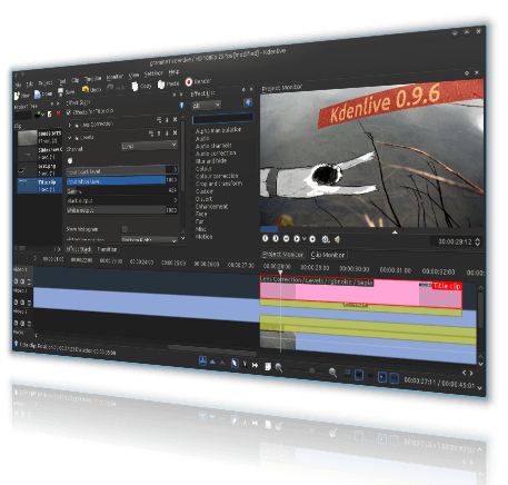 A Quick Guide to the 5 Best Open-Source Video Editing Software