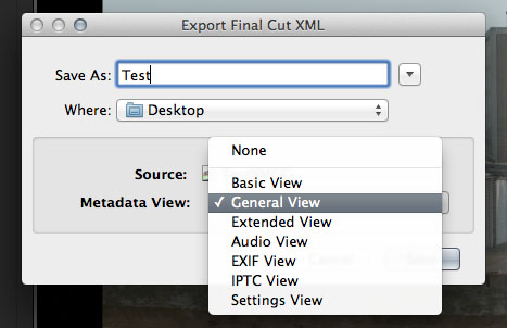 FCPX ExportX ML