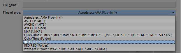 How to Import Video into Avid Media Composer (Part Four): Dealing with Codecs
