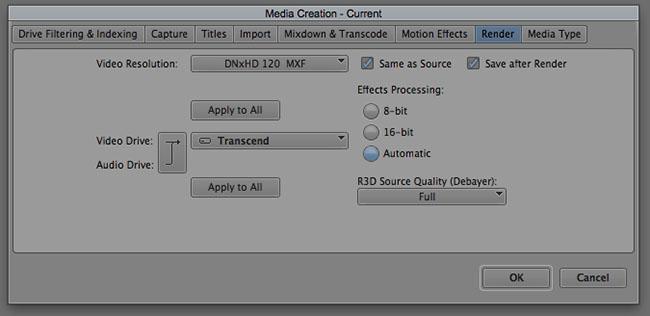 Avid Media Creation