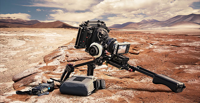 Which is the better camera for filmmakers: the Blackmagic Pocket Camera or the Panasonic GH3?