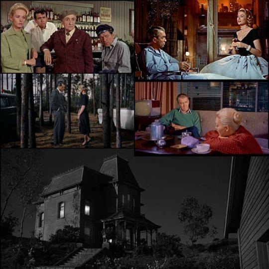 Hitchcock frames
