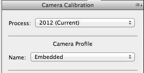ACR Camera Implementation 2012