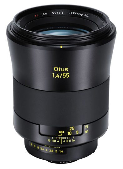 Zeiss Otus 55mm f/1.4 reviewed. Is it a great lens for $4,000?