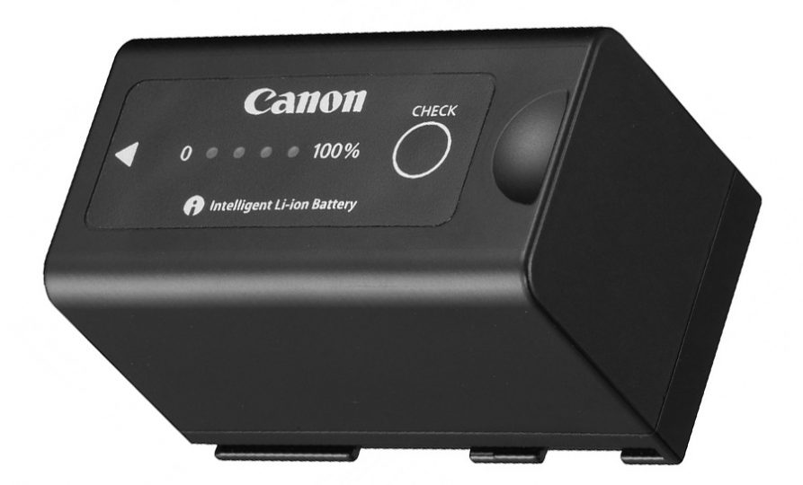 Canon Battery Li-Ion