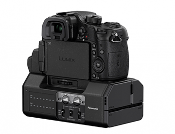 Panasonic Releases the GH4, Shoots Severly Limited 4K (only 100 Mbps) but is the First DSLR to Offer Variable Frame Rate (VFR)