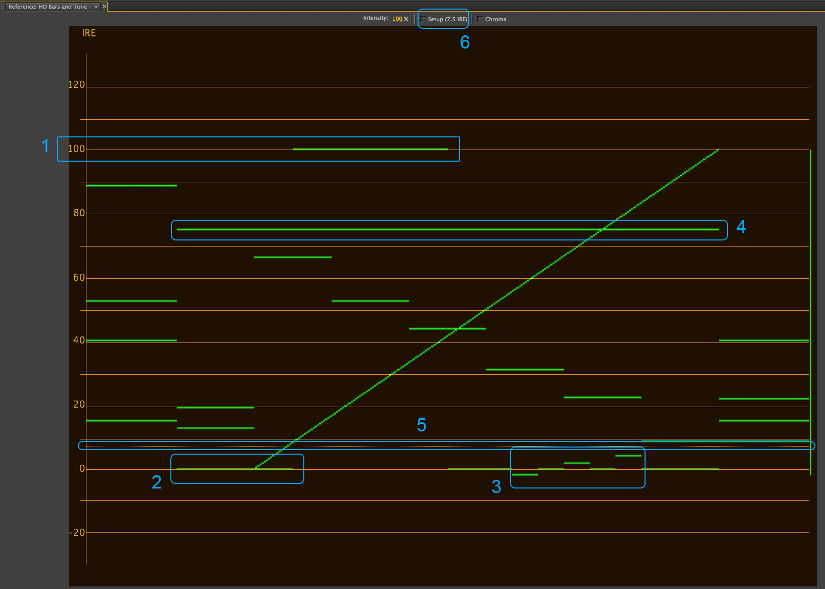 YC Waveform