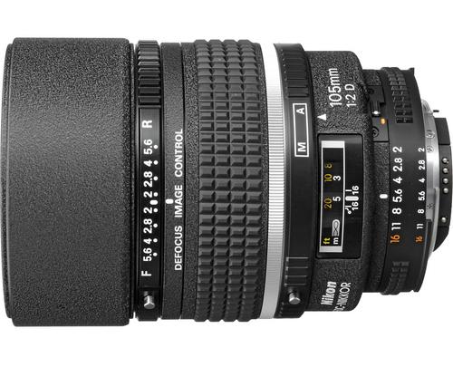 Nikon 135mm f/2