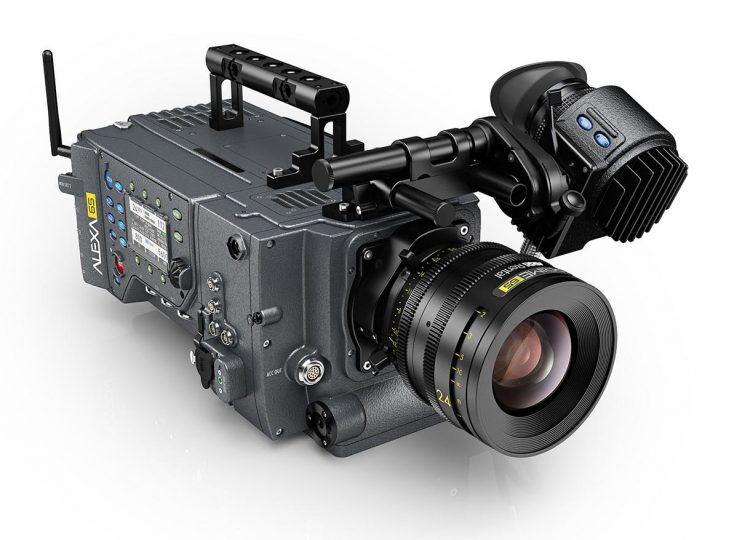 Thoughts on the Arri ALEXA 65 65mm 6K Camera