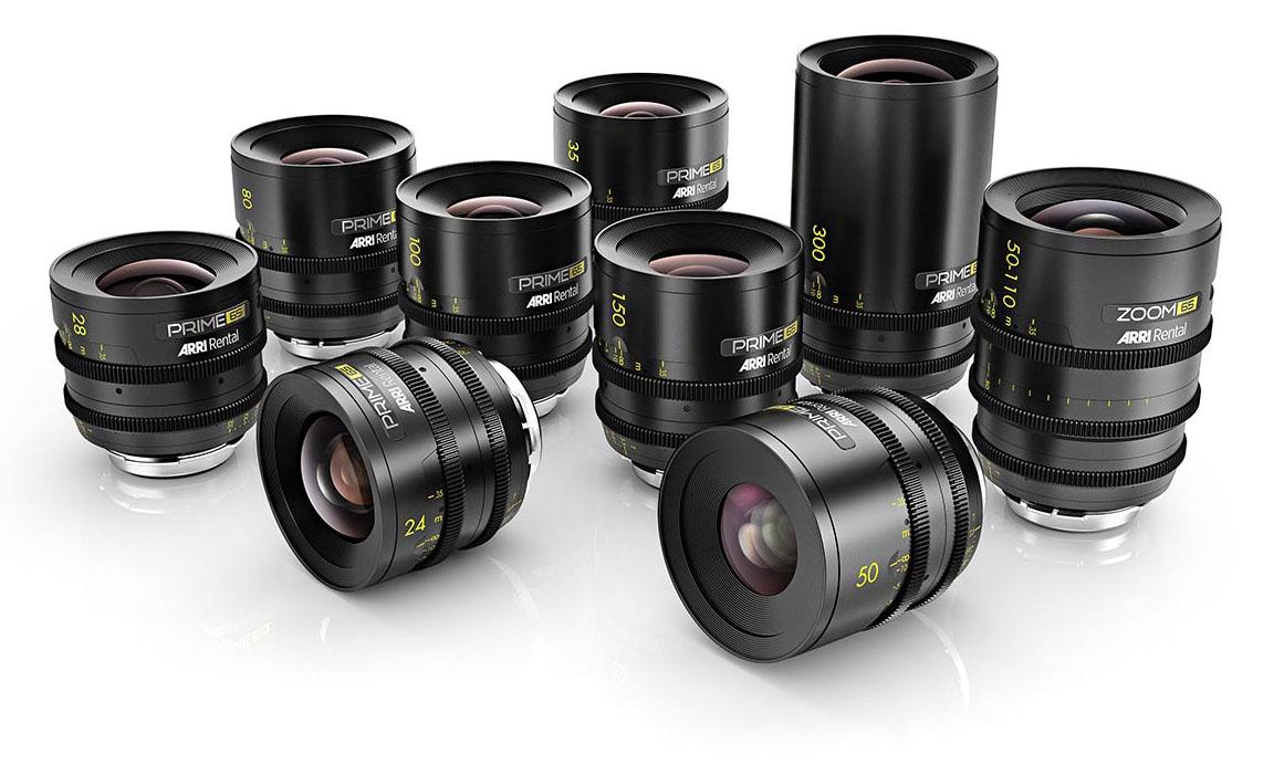 Arri Hasselblad Lenses Alexa 65
