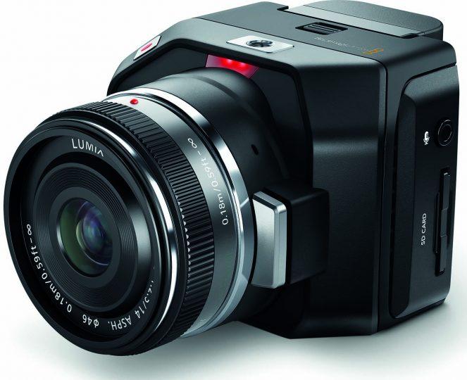 Micro Cinema Camera
