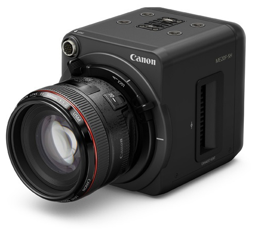 Canon ME20F-SH 4 Million ISO Camera Announced – Does it Replace the Sony A7s?