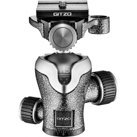 Gitzo unveils New Tripods and Ball Heads