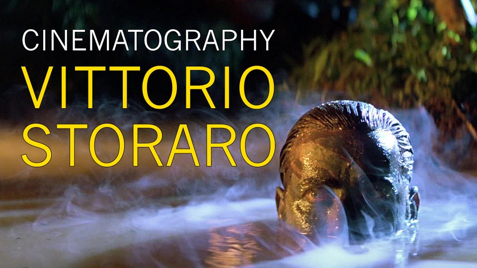 Understanding the Cinematography of Vittorio Storaro