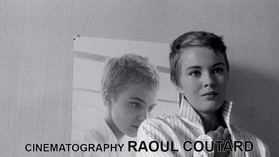 Understanding the Cinematography of Raoul Coutard