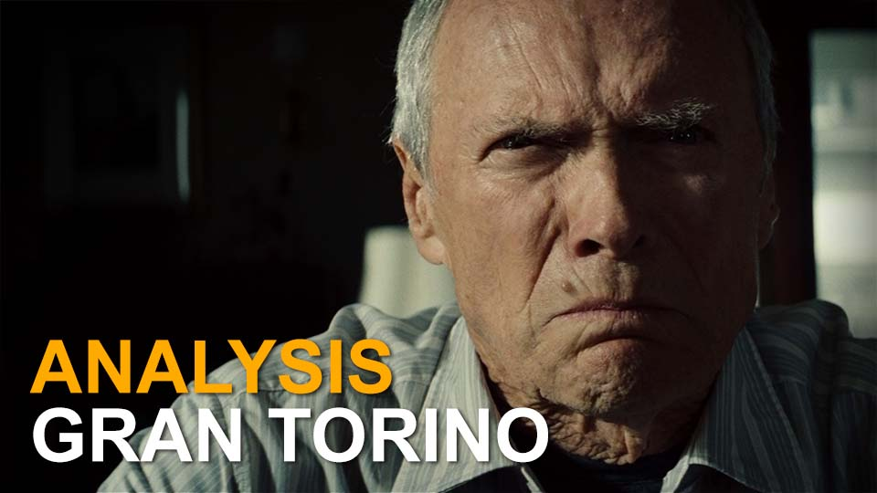 "Camera Angles and Movement: Clint Eastwood, Gran Torino ""Finger Gun"" Scene"