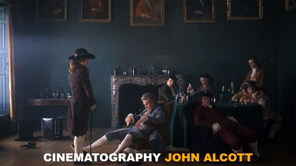 Understanding the Cinematography of John Alcott