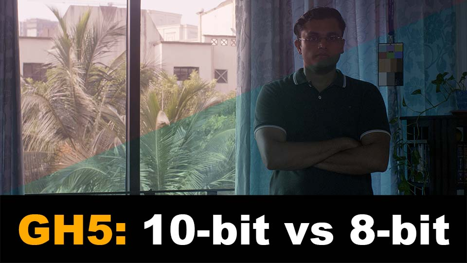 8-bit vs 10-bit vs Prores HQ from the Panasonic GH5: What's the best option?