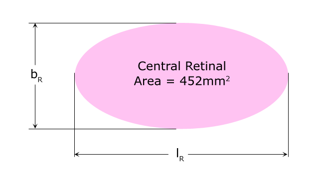 Notes by Dr. Optoglass: Focal Lengths of the Human Eye