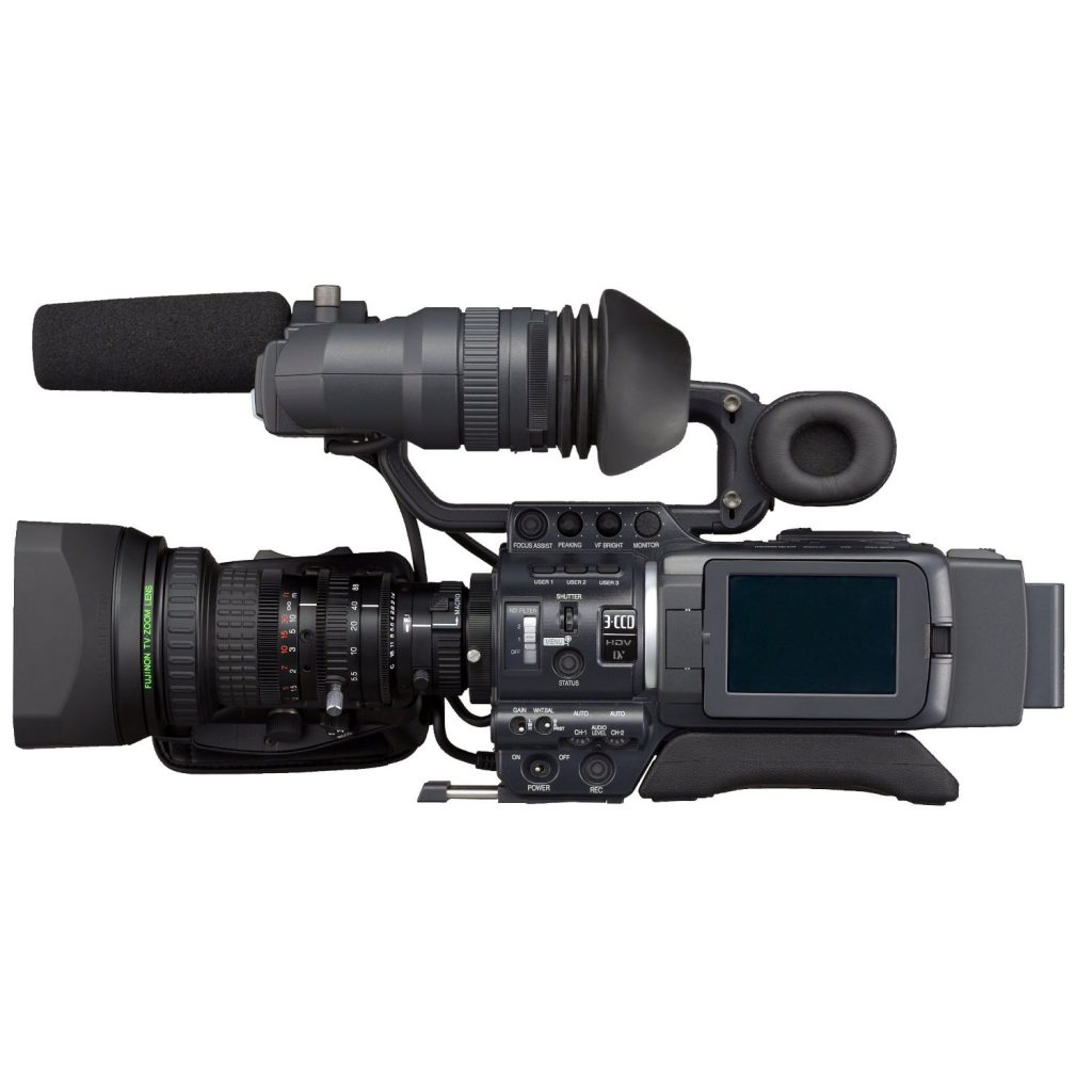JVC GY-HD111E