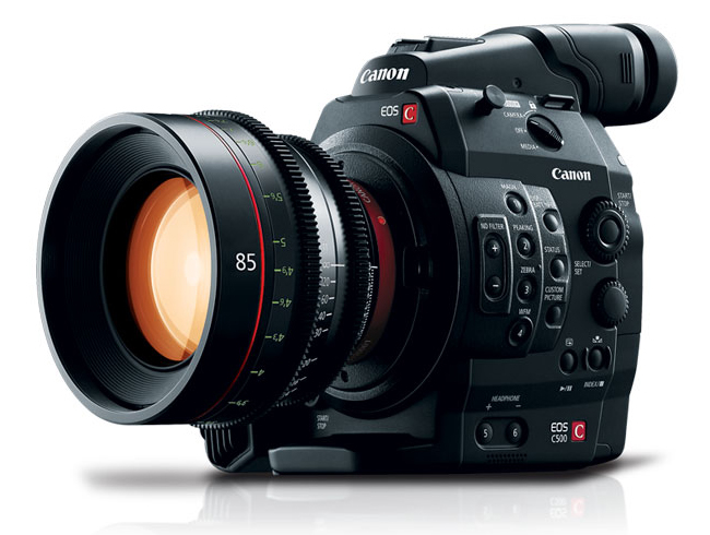 The Battle for 4K RAW : A Red Epic vs Canon C500 vs Sony F55 Price Comparison