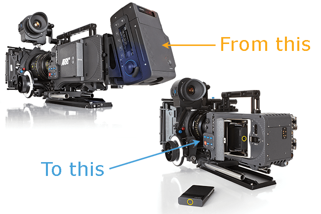 Arri XT vs Codex Recorder