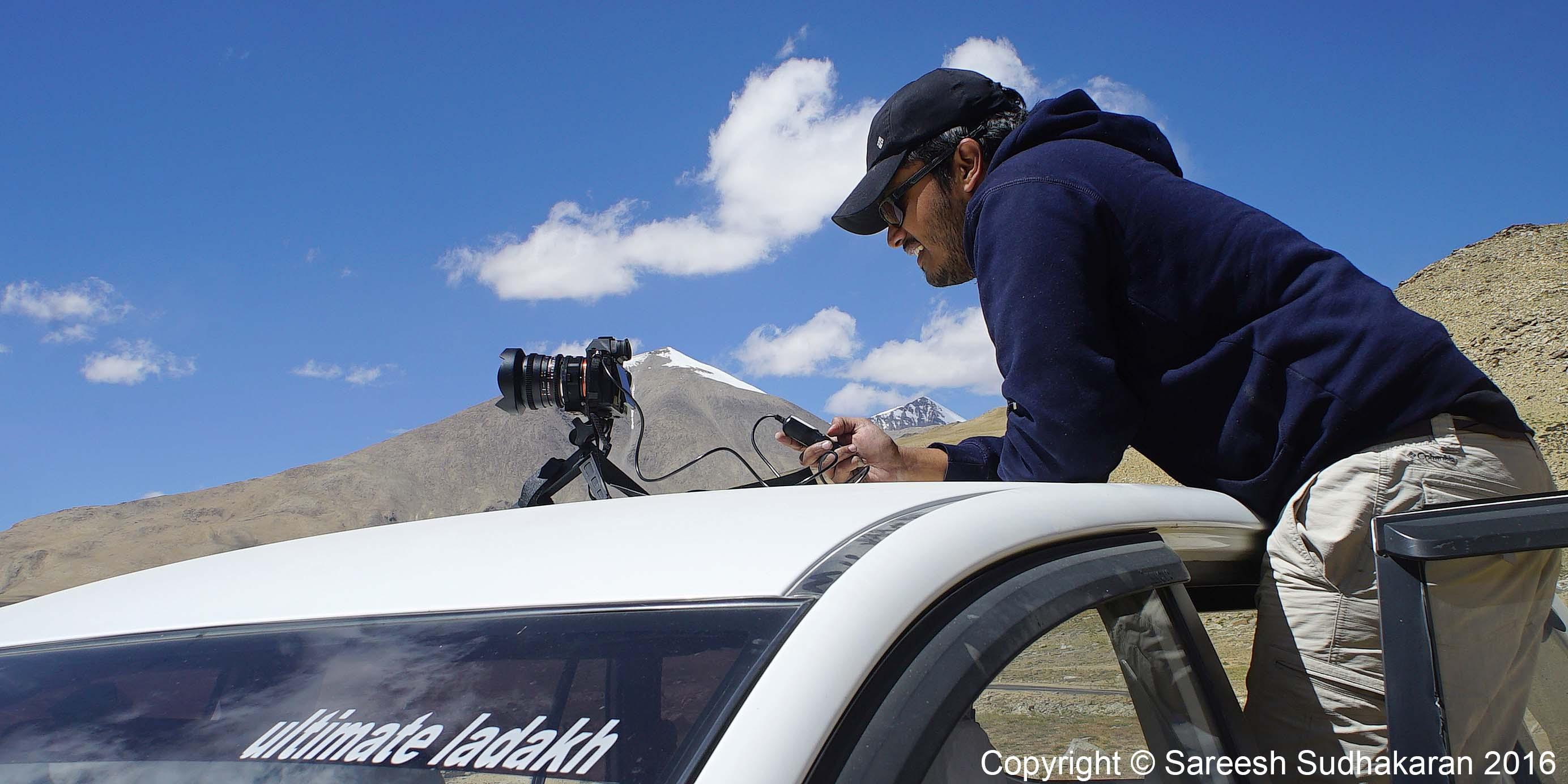 LadakhOnCar