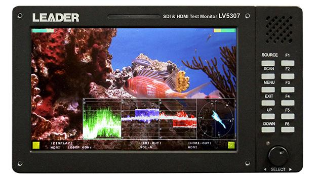 Leader Waveform Monitor