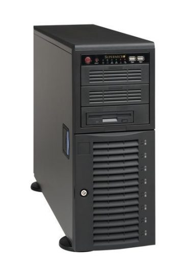 Supermicro Workstation