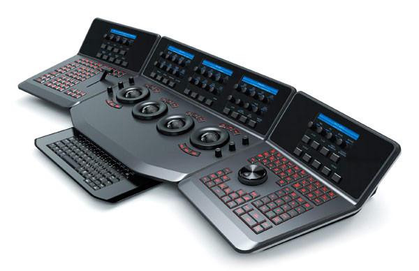 Blackmagic Design Resolve Control Surface