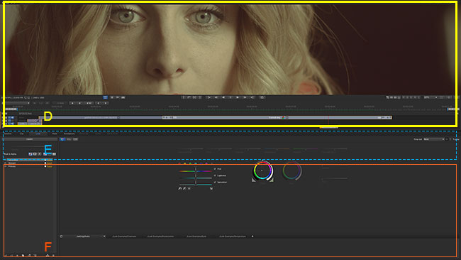 Adobe Speedgrade CC Crash Course for Beginners (Part Two): The Workspace Simplified