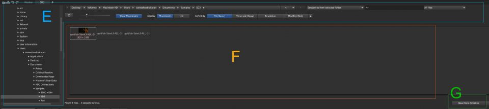 Speedgrade Desktop Detail