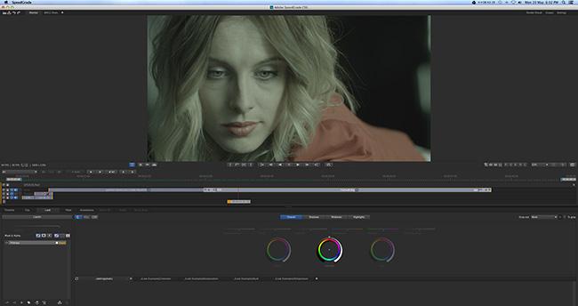 Speedgrade Screenshot