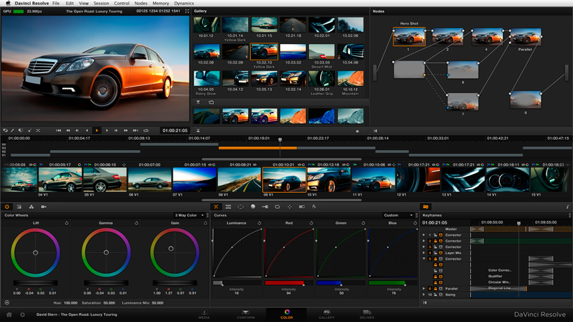 DaVinci Resolve Crash Course for Beginners (Part Three): Importing Footage