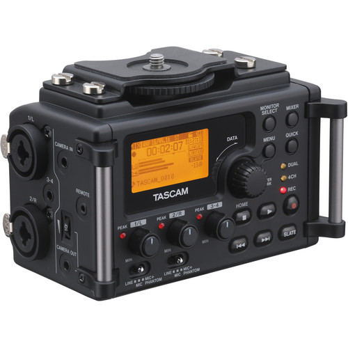 5 Low-budget Digital Audio Recorders for Video Production