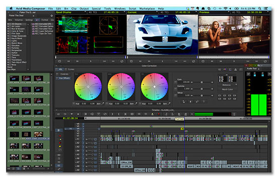 How to Import Video into Avid Media Composer (Part Two): Data and Workflow