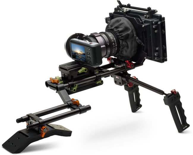 The Blackmagic Pocket Camera Guide (Part Four): Tripods, Rigs, Accessories and Data Management