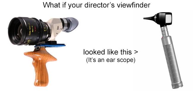 DVF vs Ear Scope