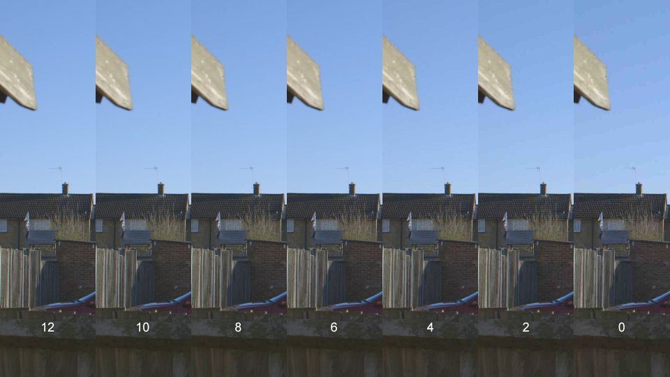 JPEG Side by Side Compression