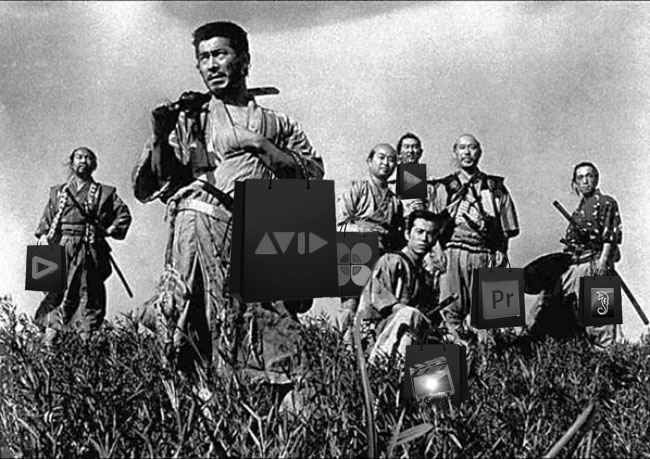 NLE seven samurai