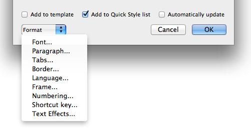 Screenplay Shortcut Key