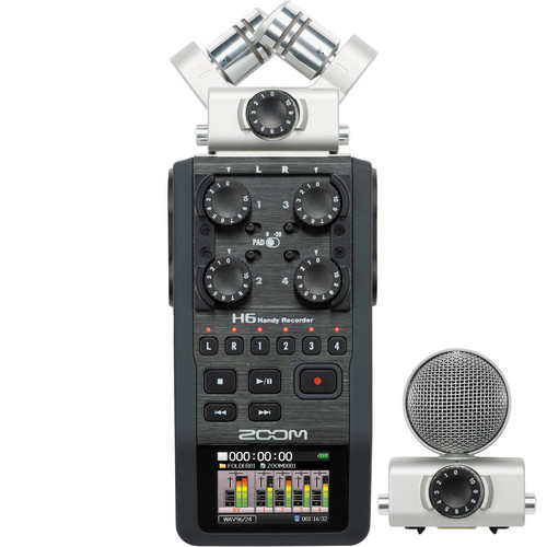 Zoom H6 or Tascam DR-60D: Which is the better Sound Recorder?