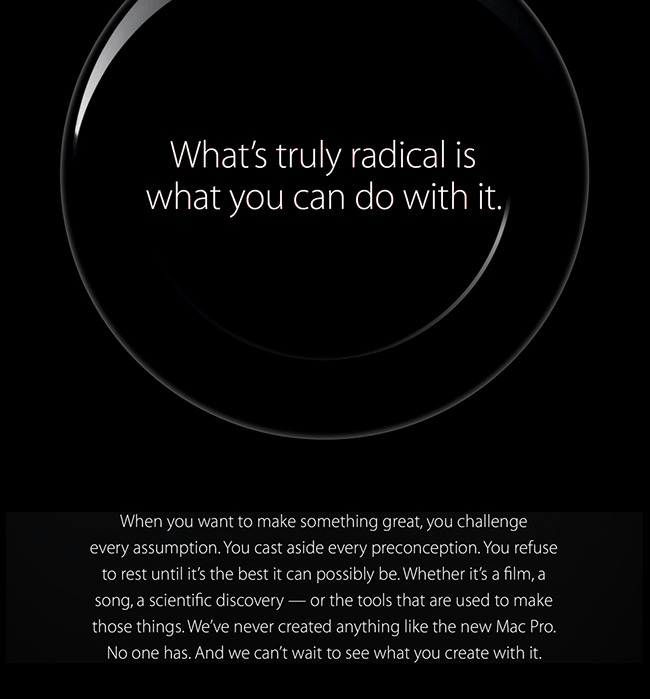 Mac Pro Challenge