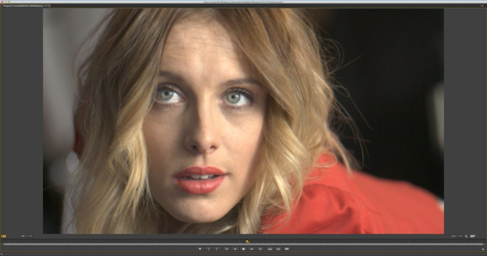The Blackmagic Cinema Camera CinemaDNG Workflow with Adobe Premiere Pro